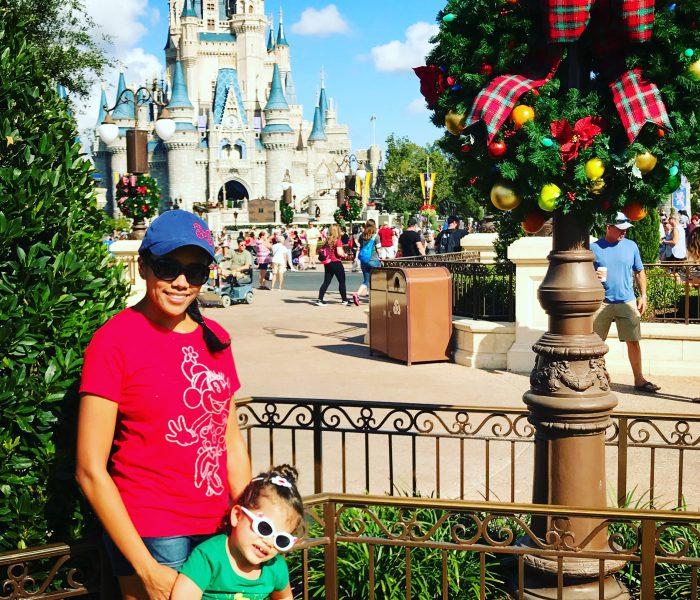 A Magic Kingdom Day With My Princess