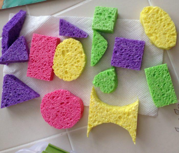 Sponge Shapes