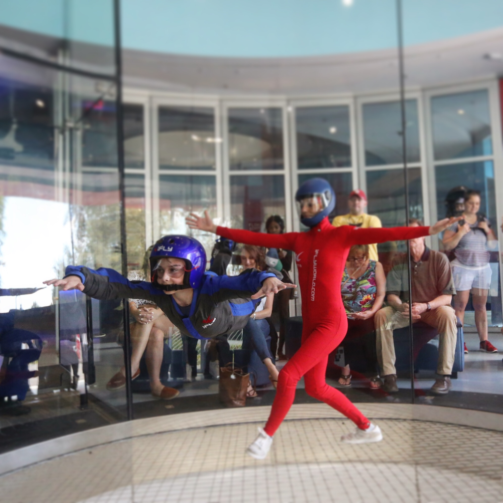 Enjoy a VR Flight alongside Dragons at iFly Orlando