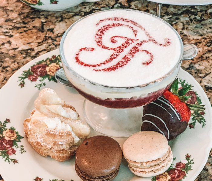 Afternoon Tea at Disney's Grand Floridian Resort