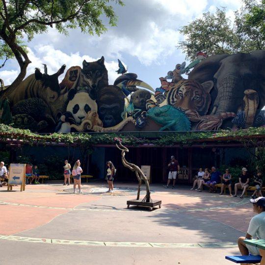 Rafiki's Planet Watch at Disney's Animal Kingdom Reopens!