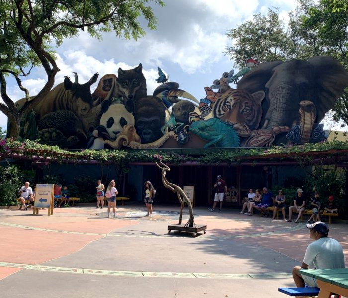 Rafiki's Planet Watch at Disney's Animal Kingdom Reopens!