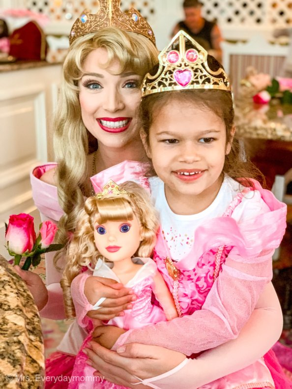 Perfectly Princess Tea Party at the Grand Floridian