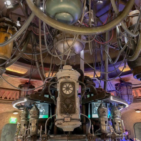 Oga's Cantina Is The Place To Be At Galaxy's Edge