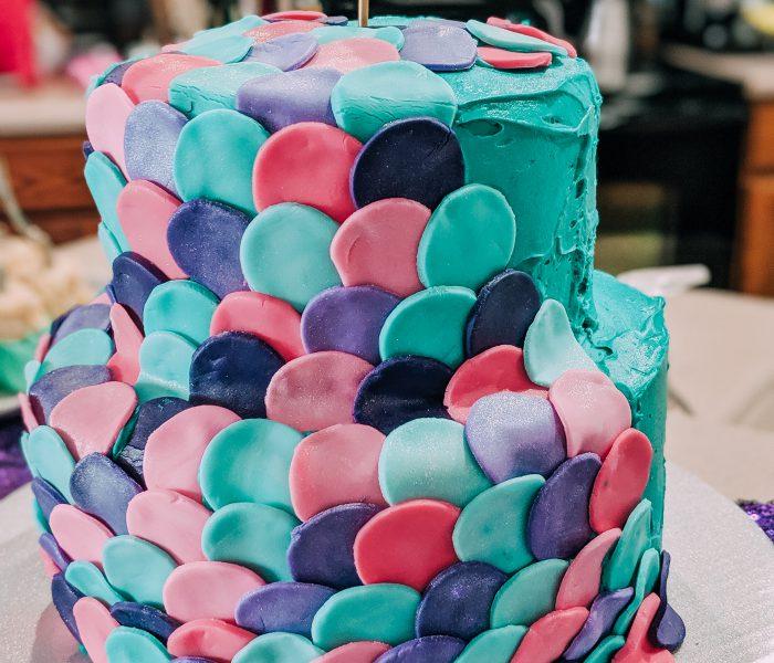 Little Mermaid Inspired Birthday Party