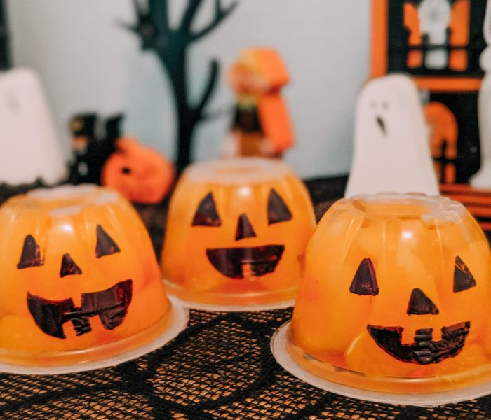 Five Easy Halloween Treats for Kids
