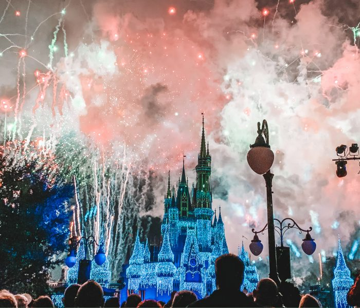 Celebrating New Year's Eve At Disney