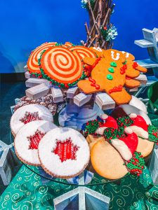Epcot's International Festival Of The Holidays Preview Event