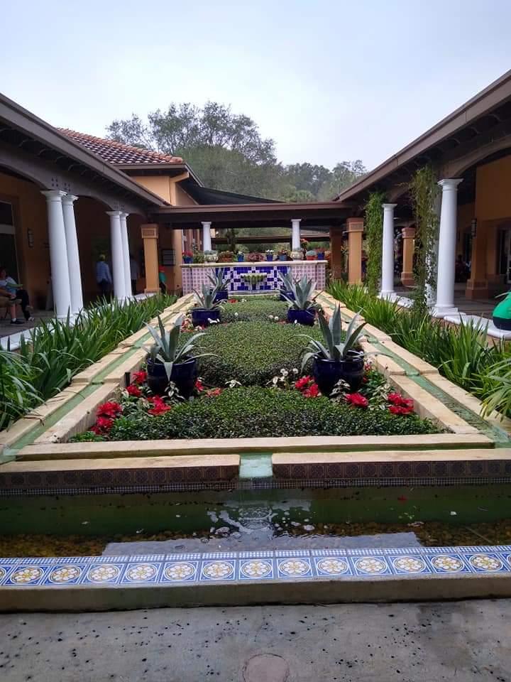 Bok Tower Gardens Holiday Tour