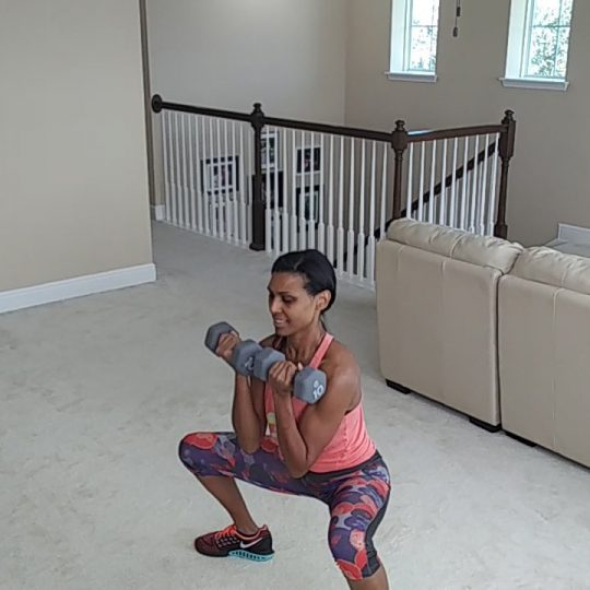 Moms Who Lift: Strength Training Exercises