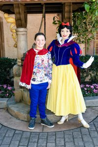 Wintry Days Can Bring Character Outfit Changes At Epcot