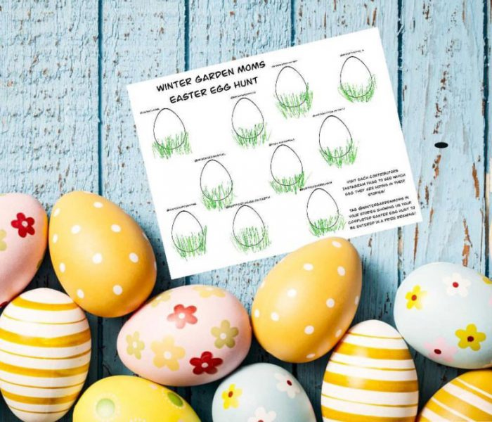 Winter Garden Moms Virtual Easter Egg Hunt
