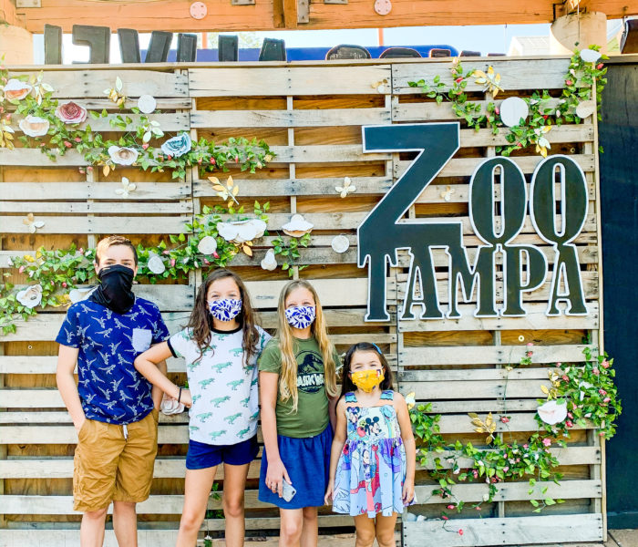 Our Recent Visit To Zoo Tampa