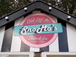 Chillin' Out in Clermont With Sno Mo's