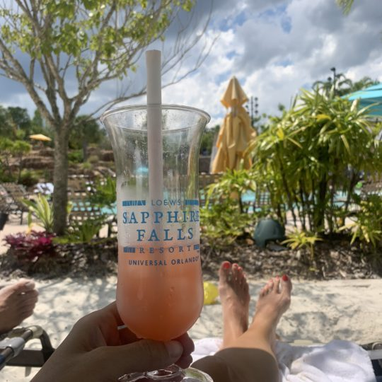 Our Pre and Post-Covid Stays At Universal's Sapphire Falls Resort