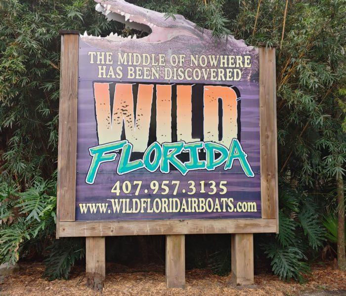Family Fun At Wild Florida