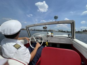 Exploring Disney Springs In An Amphicar