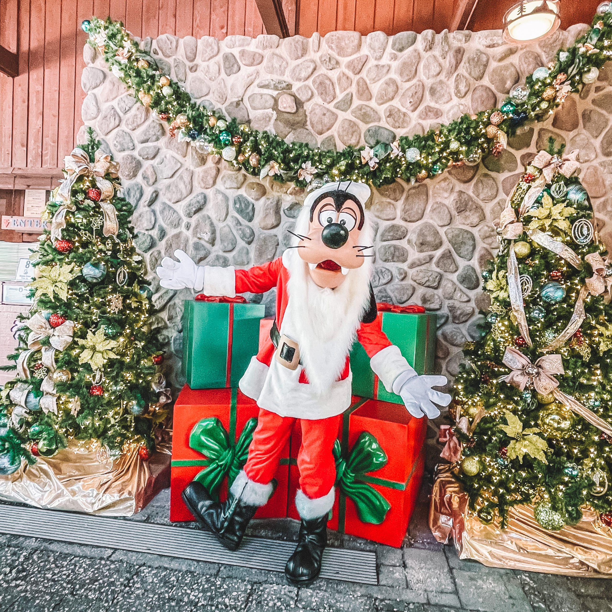 Celebrating The Holiday Season At Walt Disney World