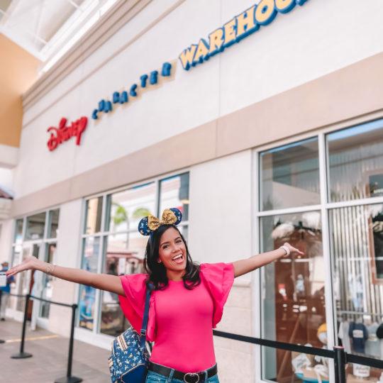 Celebrate Savings At Orlando International Premium Outlets
